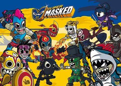 Super Masked
